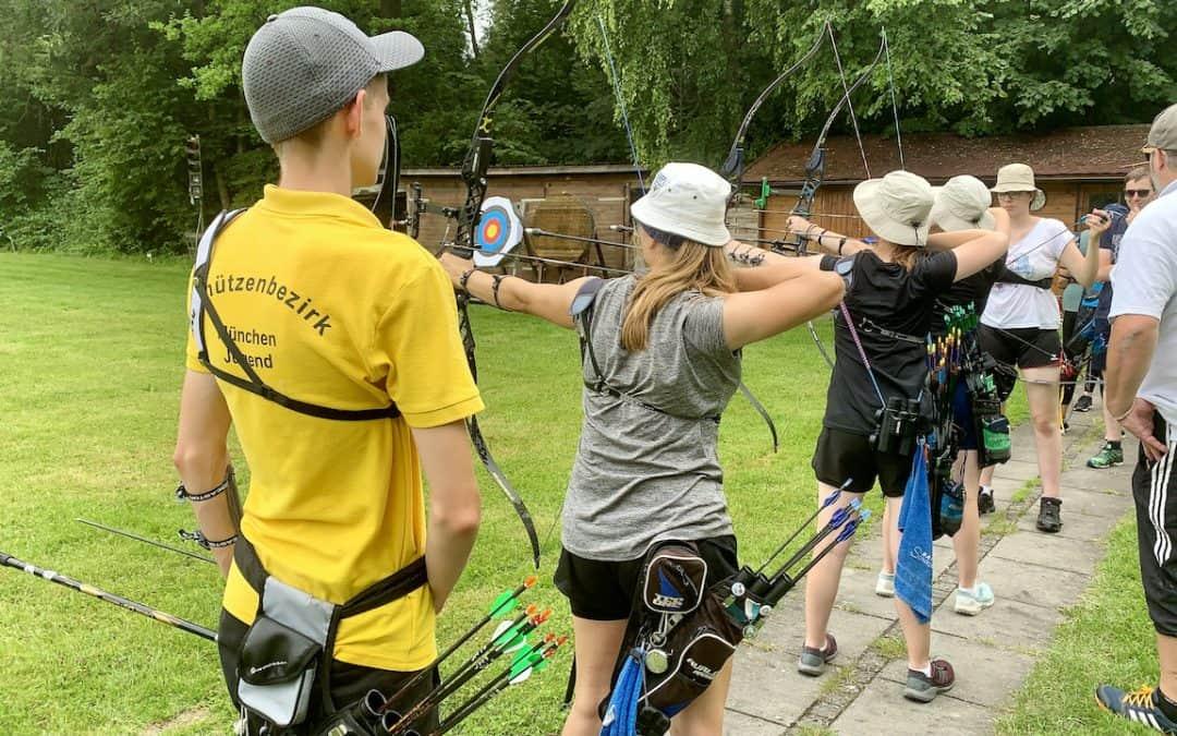 Bezirkskader München – Einladung zum Training und zur Sichtung